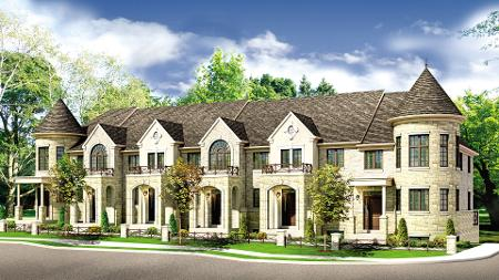 Townhomes at Bloomington Road & Yonge St